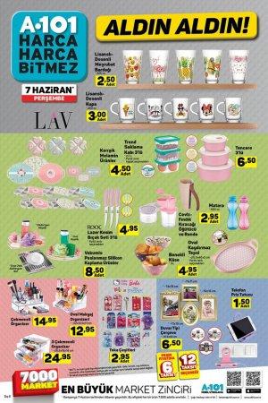 a101 aktüel ürünler kataloğu 7 haziran 2018