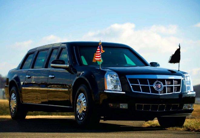 Abd Başkanı Arabası Cadillac