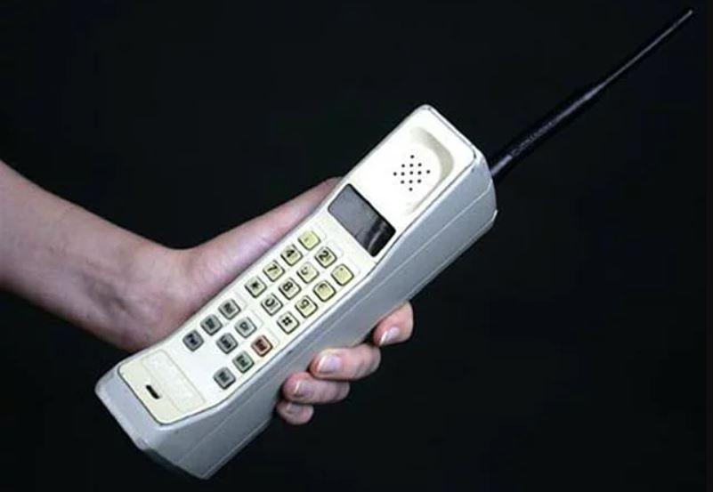 abd ilk cep telefonu