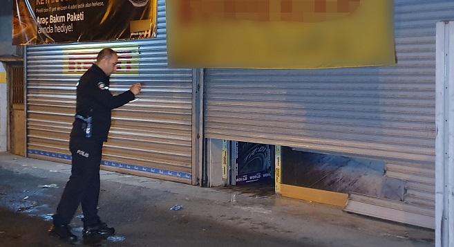 Adana para kasası soygun