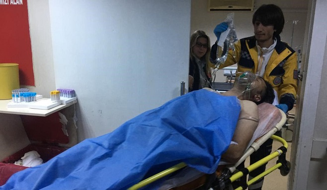 Adana intihar girişimi