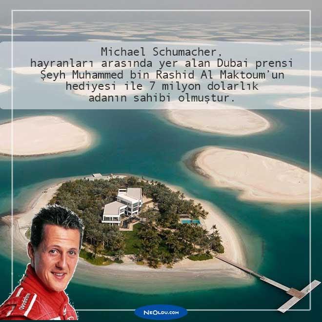 Adası Olan Ünlüler
