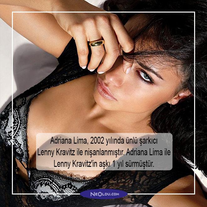 Adriana Lima Hakkında Bilgi