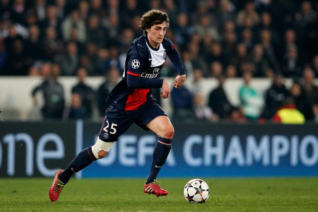 adrien rabiot paris saint germain