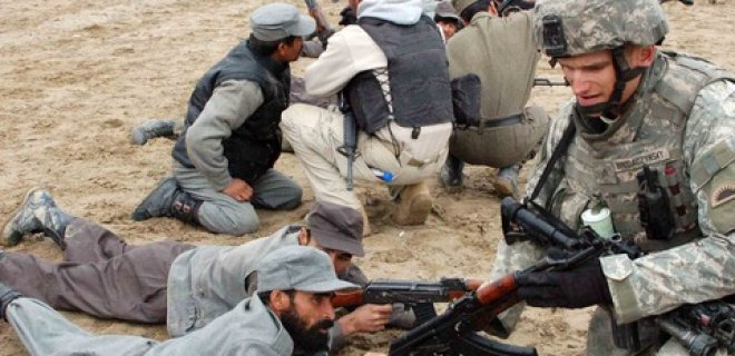 afganistan savaşı