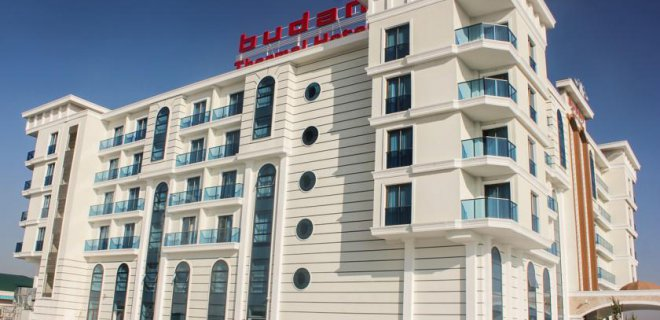 Budan Thermal Spa Hotel Afyon