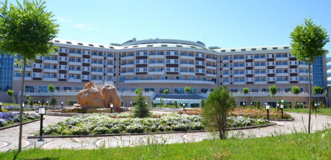 Safran Thermal Resort Afyon
