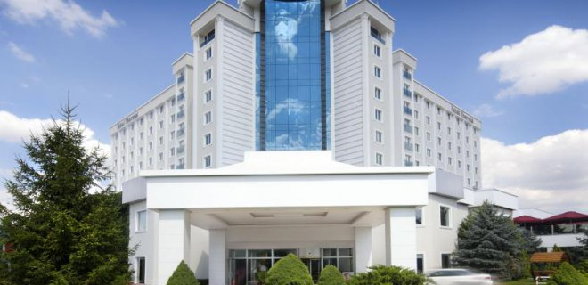 İkbal Thermal Hotel Afyon