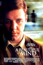 beautiful mind poster