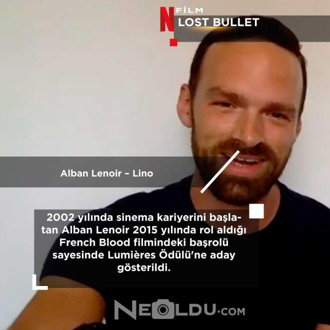 Alban Lenoir - Lino