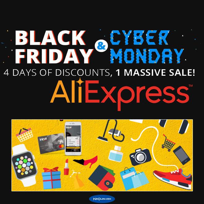 Aliexpress Black Friday 2019