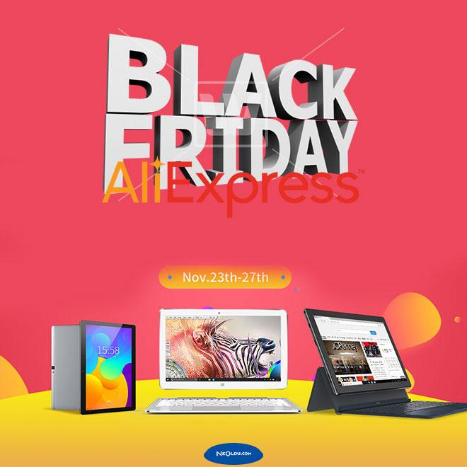 AliExpress Black Friday Promosyon Kodu