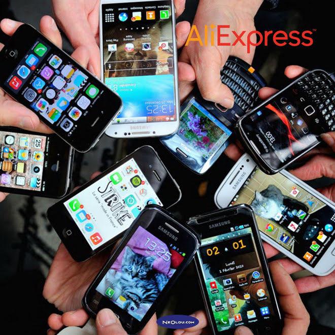 AliExpress Cep Telefonu Nasıl Alınır