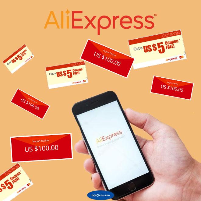 AliExpress İndirim Kuponu