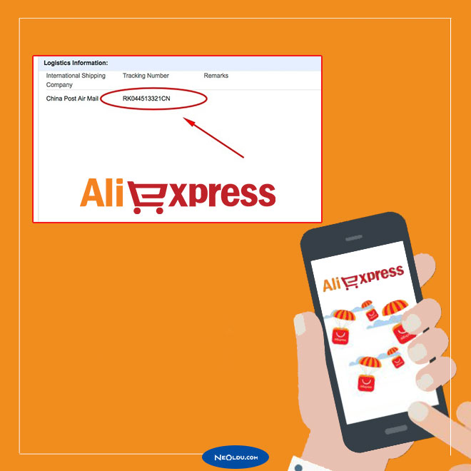 Aliexpress Kargo Takip Nasıl Yapılır