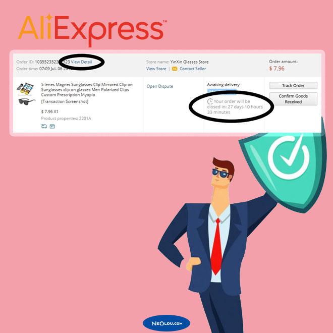 AliExpress Para İade