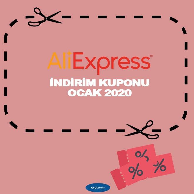 AliExpress Promosyon Kodu