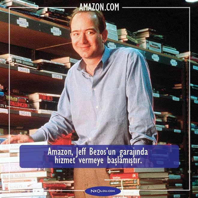 Amazon Hakkında