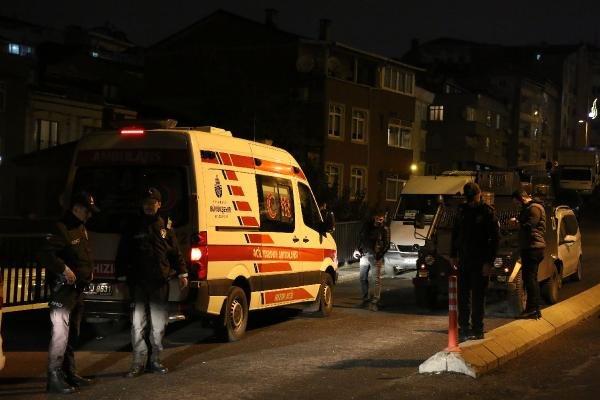 Ambulanstaki Sağlık Ekiplerine Ateş Açtı