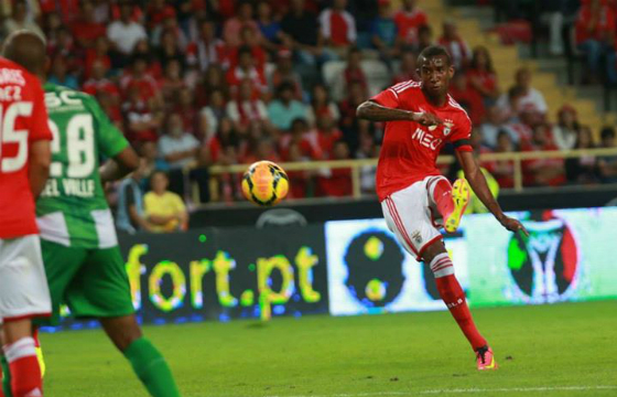 anderson talisca benfica