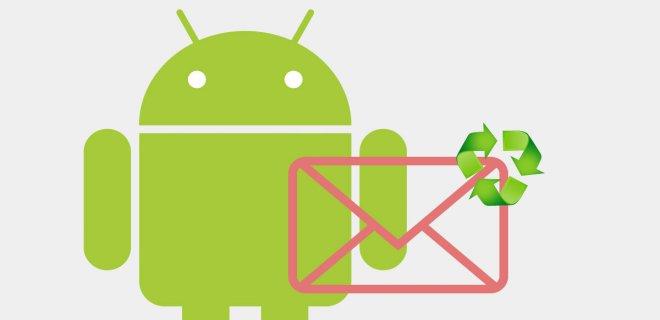 android telefonlarda silinen mesajları geri alma