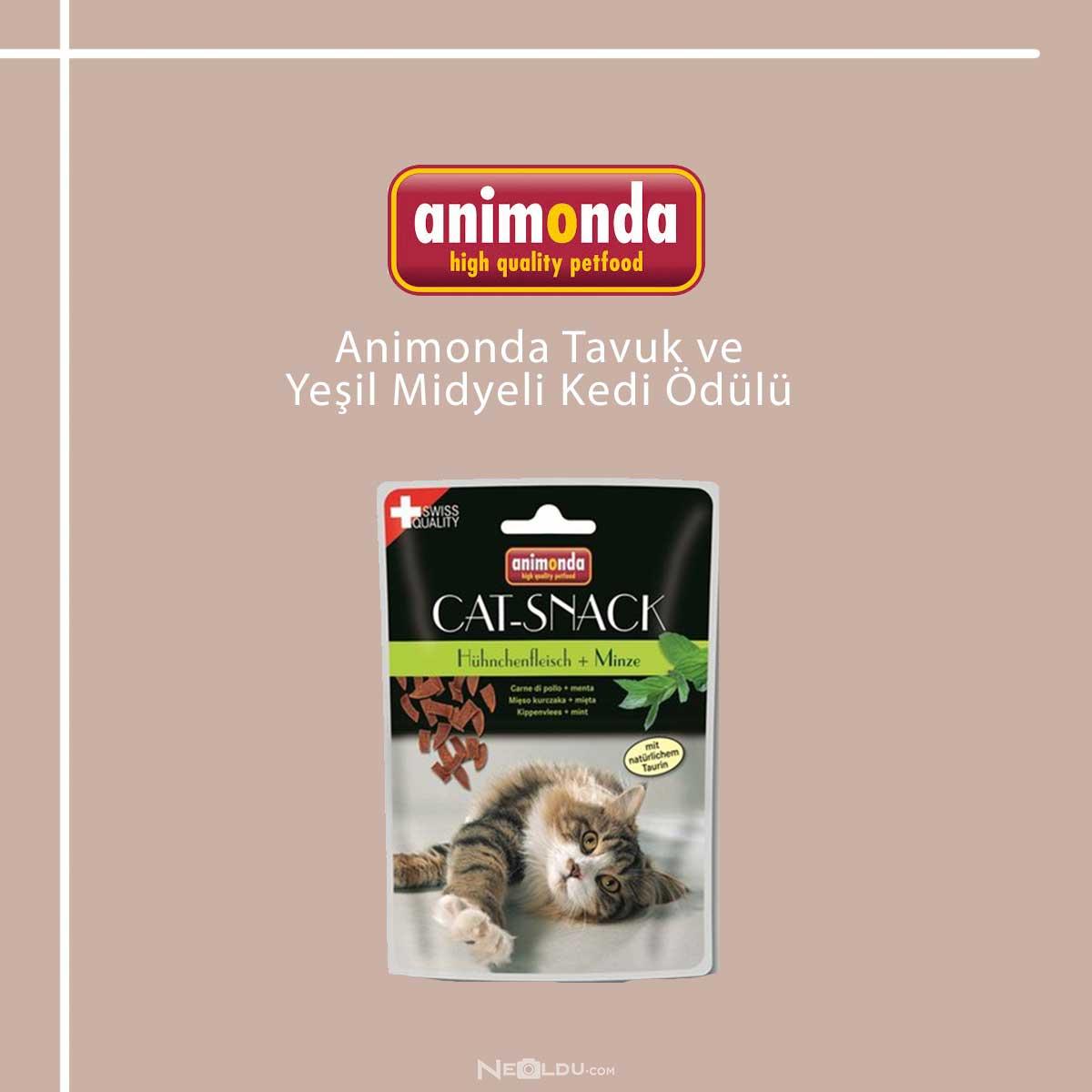 Kedi Ödül Mamaları