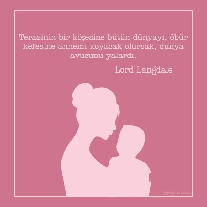 anne ile ilgili sözler
