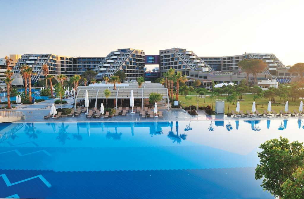 antalya belek en iyi oteller susesi resort hotel