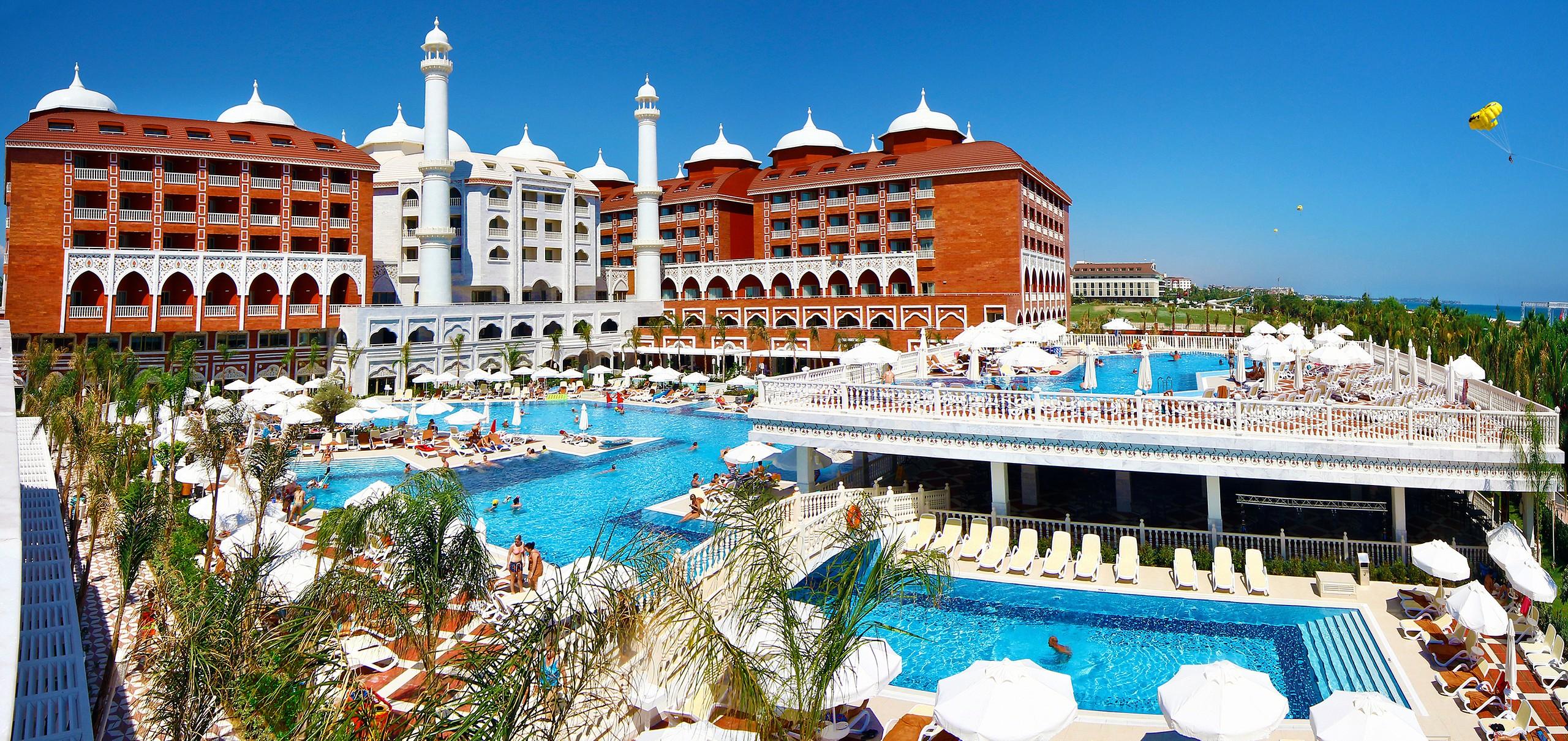 antalya side en iyi oteller royal taj mahal
