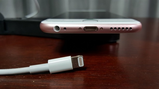 Apple Şarj Yuvası