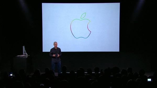 Apple tanıtım etkinliği