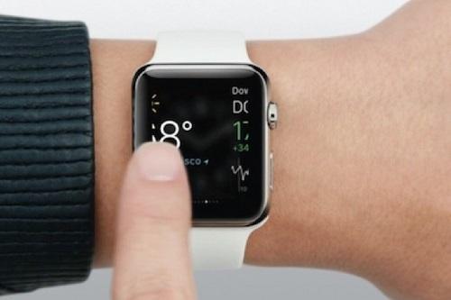 Apple Watch Kadran Değişikliği