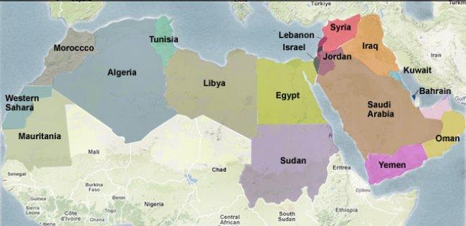 Arap ülkeleri
