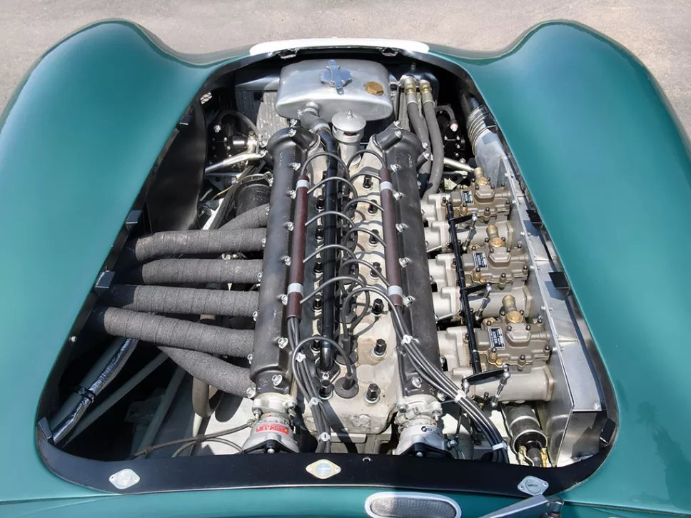 Aston Martin DBR-1