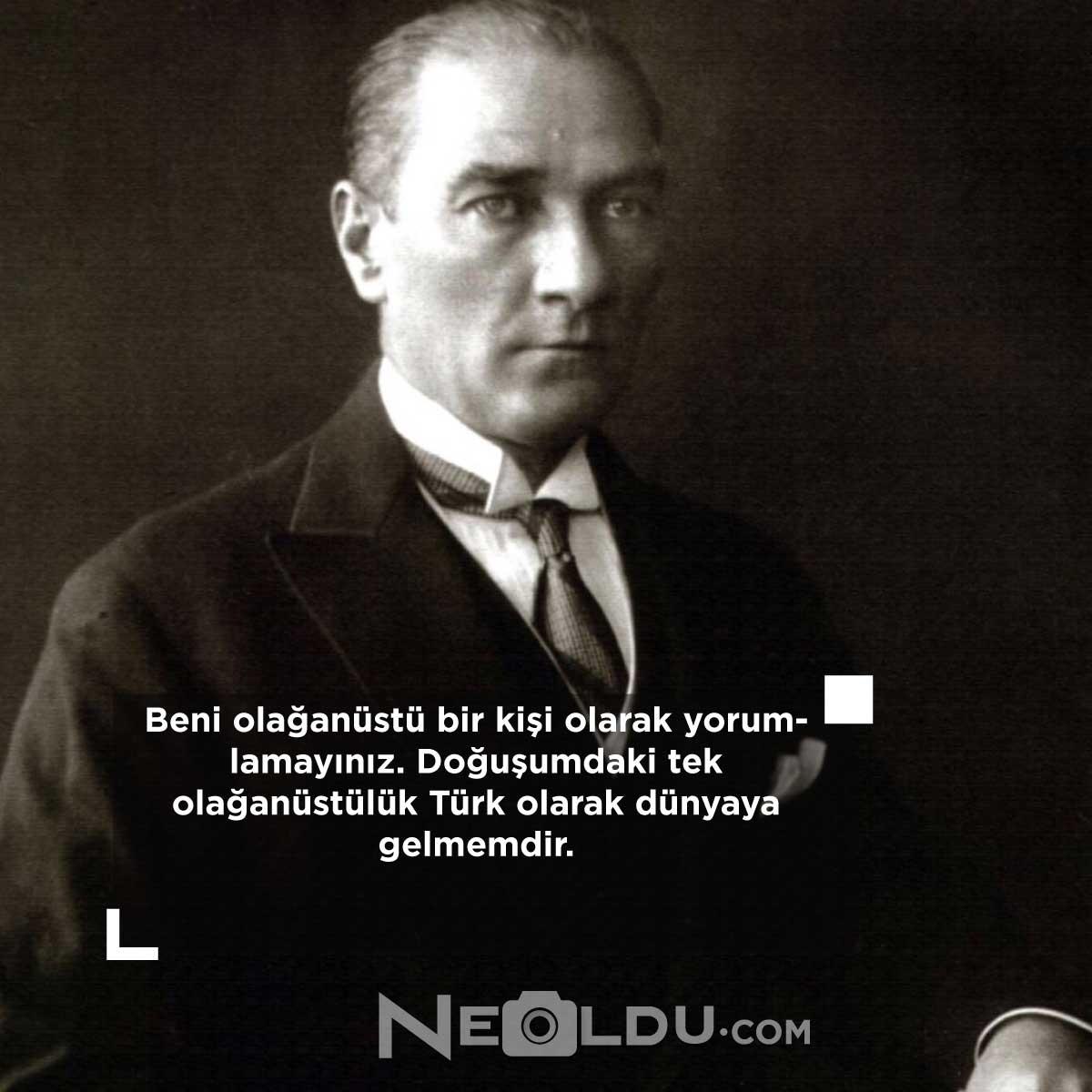 En Güzel Atatürk Sözleri