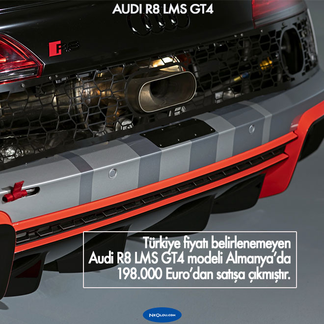 Audi R8 LMS GT4 2020 inceleme
