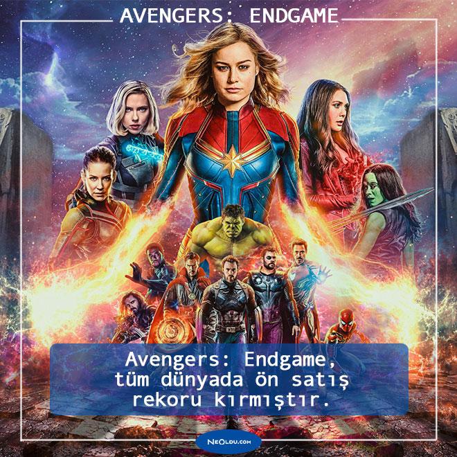 Avengers: Endgame Hakkında Bilgi