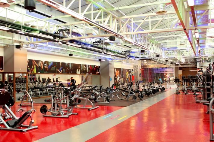 avrupa yakası spor salonu Jatomi Fitness