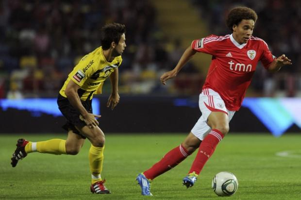 axel witsel benfica