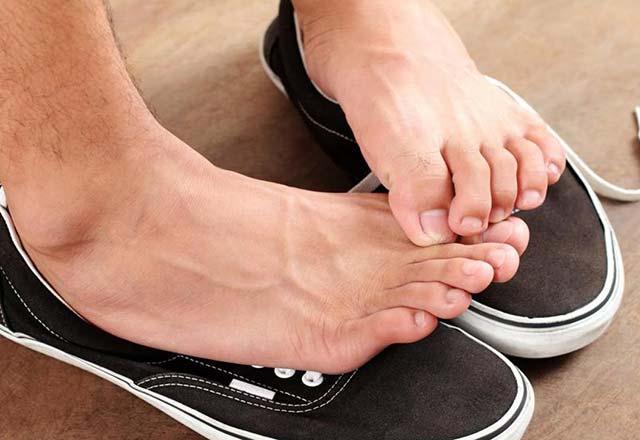 ayak kokusuna ne iyi gelir