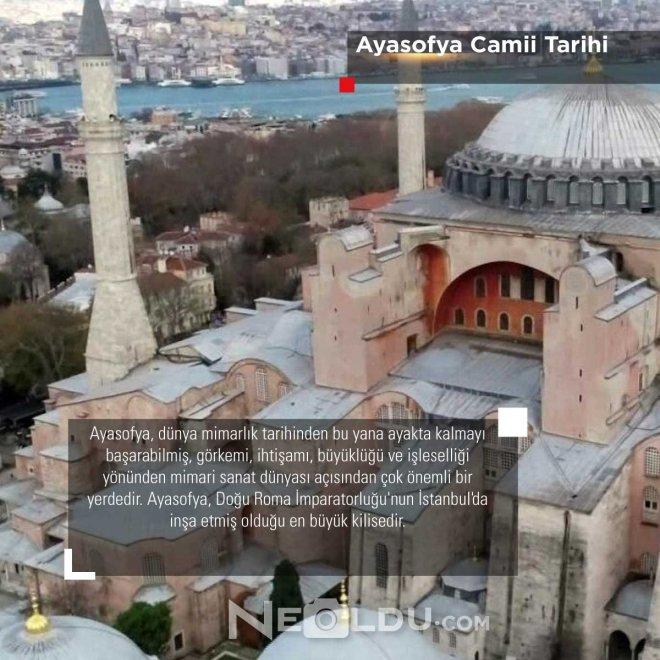 Ayasofya Camii Tarihi