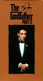 the godfather part 2 poster