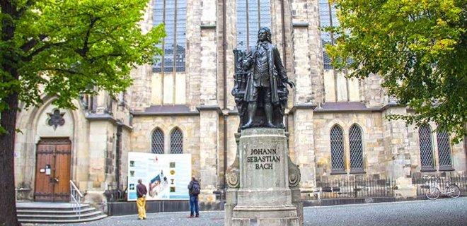 bach müzesi resmi