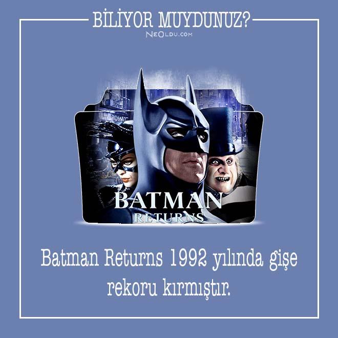 Batman Hakkında Bilinmeyenler
