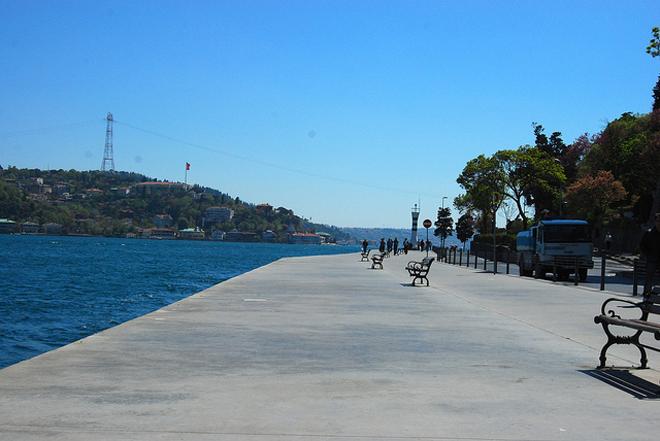 Ortaköy-Bebek Sahili
