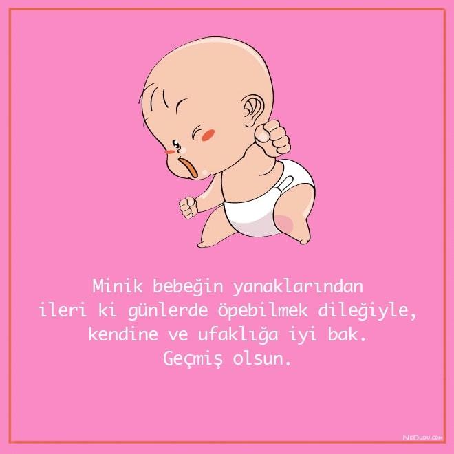 bebeklerle ilgili sözler