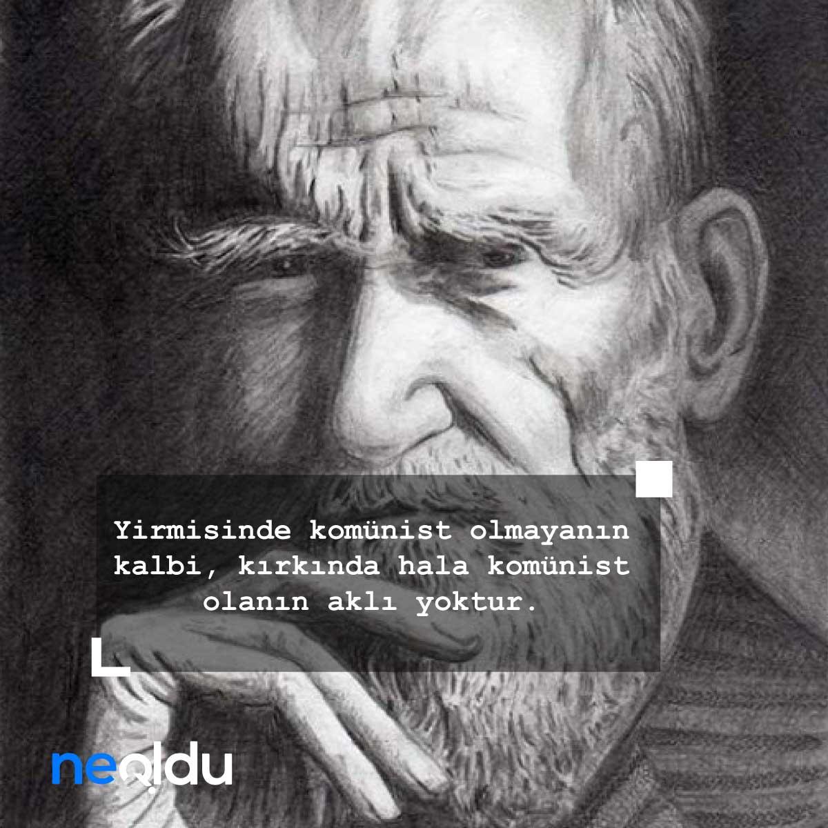 Bernard Shaw Sözleri