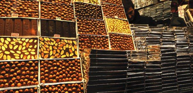 Meşhur Beyoğlu Çikolatası