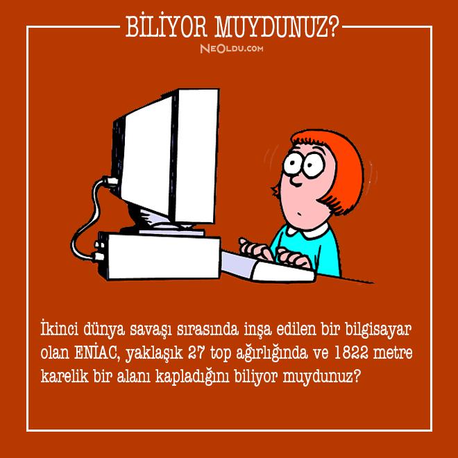 bilgisayar hakkında bilgi
