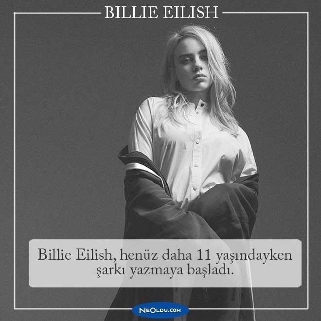 Billie Eilish hakkında bilgi